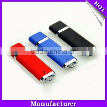 Free shipping 2016 colorful plastic case of any capacity 1gb 2gb 4gb 8gb 16gb 32gb usb flash drive /usb flash disks