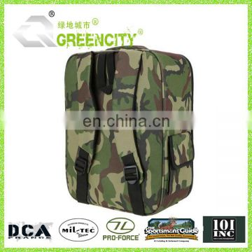 Travelling Shockproof Shoulder Backpack Camouflage Bag