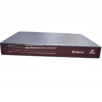 32 channel RS422 Serial to Ethernet Converter Console server