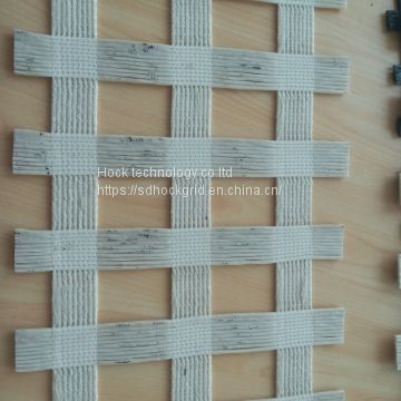 High strength PET minggrid/mine mesh