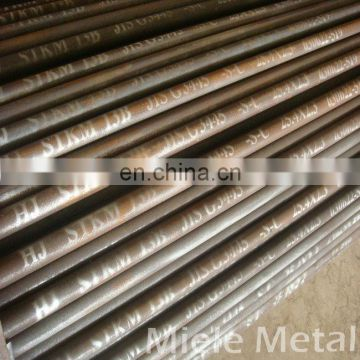 SCH 40 low carbon steel Q275/S275jr seamless pipe
