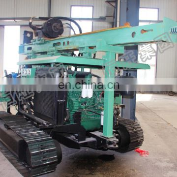 Crawler solar pile driving machine Ground Screw Driver