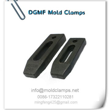 Forged mold clamps