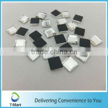 2015 high quality crystal square rhinstone for bags