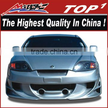 Body kit for 2003-2004 Hyundai Tiburon Duraflex Racer