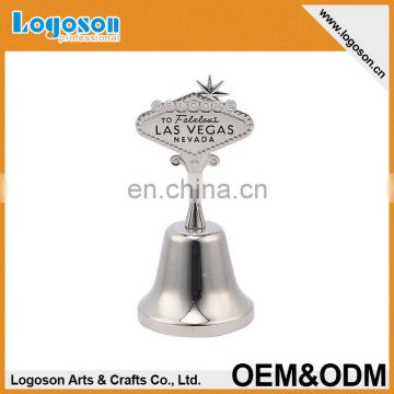 Top quality personalized tourist croatia souvenir metal bell