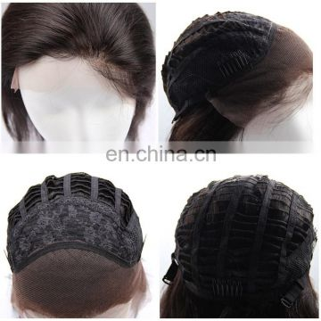 100% Virgin Braided Lace Wigs Human Hair Full Lace Wigs Wholesale