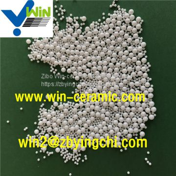 Chinese supplier ball mill grinding media price zirconia oxide beads