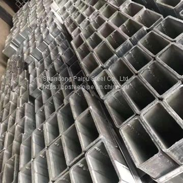2 Inch Od Galvanized Pipe 60 X 60 Mm Hot Dipped