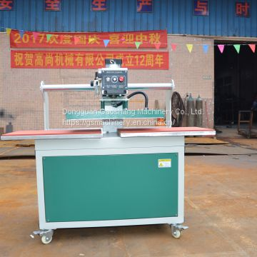 Pneumatic Two Stations Flatbed Heat Press Machine