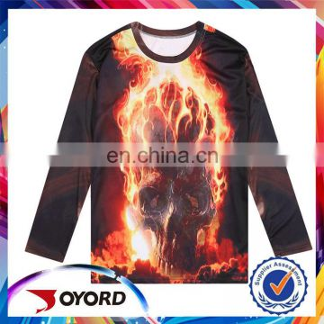 Custom your own design new models sport shirt cheap t-shirt print machine