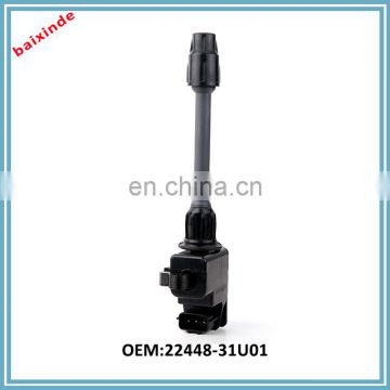 Ignition Coil Pack 22448-31U01 For Maxima QX II III Cefiro Infiniti I30 2.0 3.0 V6