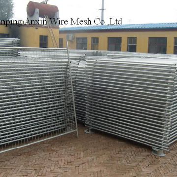 Economical Wire Mesh Fence Prefabricated Iron Mesh Fence