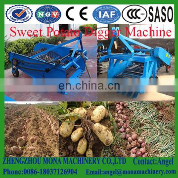Walking tractor mini potato harvester/Walking Tractor Potato Harvester With One Row