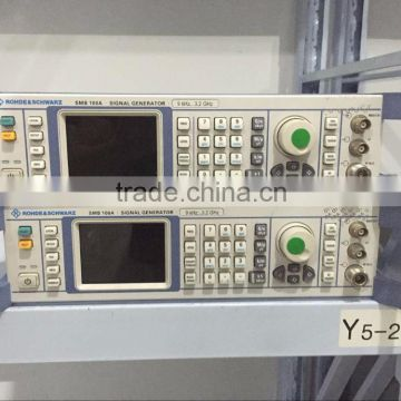 R&S SMB 100A RF and Microwave Signal Generator 9K-3.2GHZ