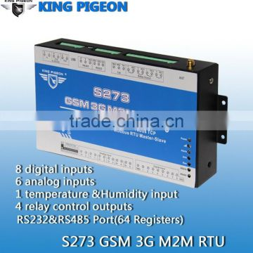 The Most Popular King Pigeon APP GSM RTU SMS Controller S27x