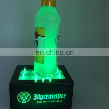 Back bar led bottle glorifier for beer/vodka/wine bottle