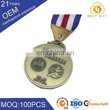 Hot medal making machine custom running medal