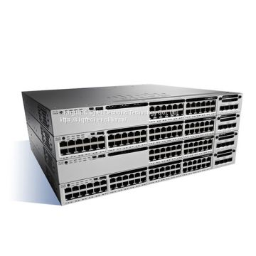 Best Selling Products Cisco Catalyst Ws-c3850-24xu-e 24 Port Poe Switch - Buy 24 Port Switch