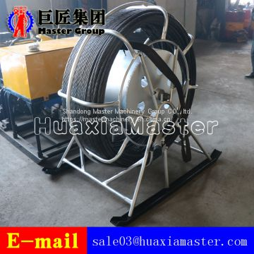 Steel core drilling machine for metal mine drilling machine can be disassembled
