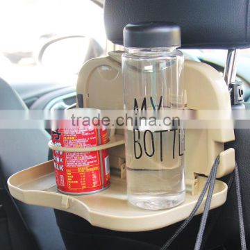 Trade Assurance Wholesale foldable plastic car cup holder tray