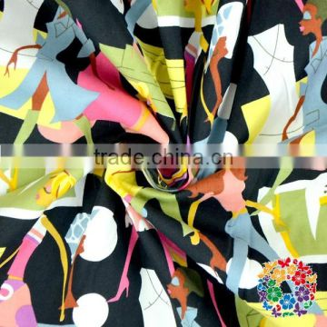 Baby cotton frocks designs cotton fabric shirt making fabric qaulity textiles wholesale price