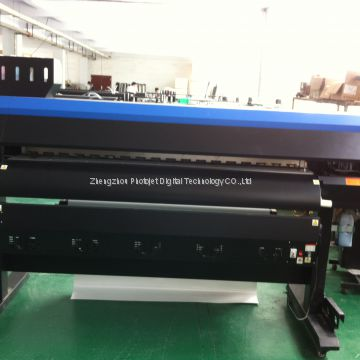 With Dx7 single Espon head Eco solvent printer machine price list