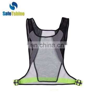 High quality new style reflective safety running vest