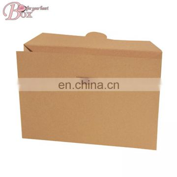 High Quality Wholesale Kraft Letter Paper Bag