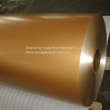 Colour Coat Aluminium Coil
