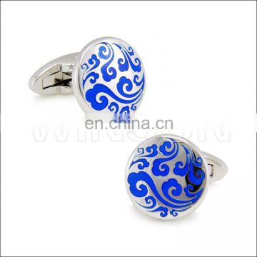 novelty metal cufflinks/cuff links --gifts for ladies