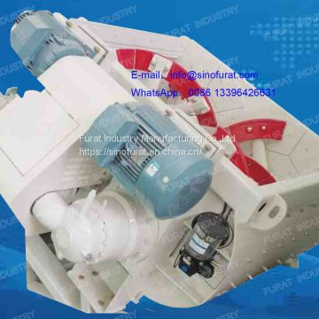 CDS Twin-screw Belt Mixer,Concrete mixer ,Mixer
