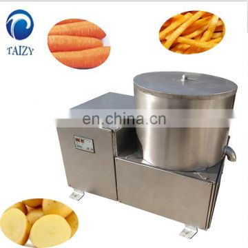 Taizy food dewatering Machine/french fries deoiling machine