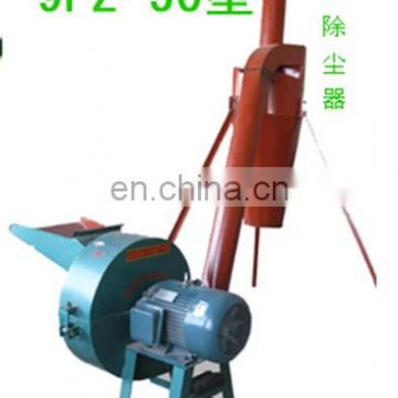 High Quality Best Price crushing straw machine by motor as a supporting power straw grinding machine