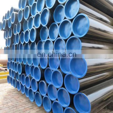 Black pipe erw steel pipe pi from china