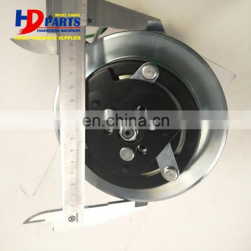SK210-8 Air Compressor Assy Machinery Engines Parts