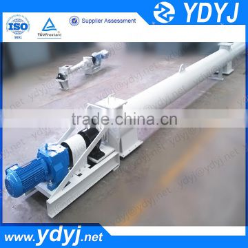 China hot sale horizontal stainless steel screw auger conveyor for