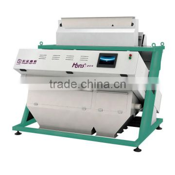 Big Capacity Advanced Technology Agricultural Machine - Quinoa Color Sorter , High Processing Peanuts Color Sorter