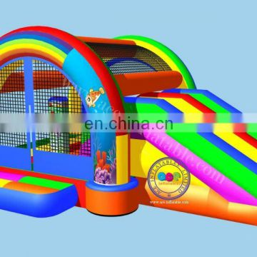 2011 Hot inflatable bouncy castles
