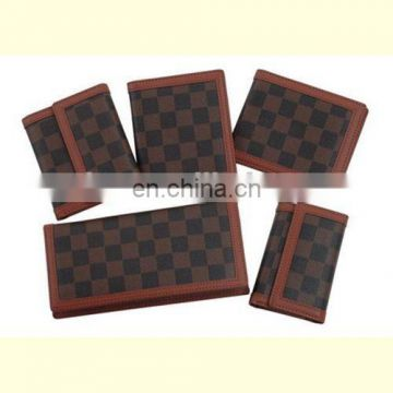 PROMOTIONAL SALE BUSINESS MAN LEATHER WALLET EXPORTER