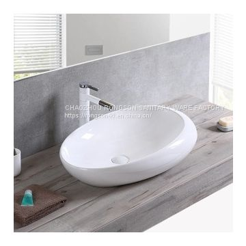 High Quality Elegant Hand Craft Special unique design bathroom Wash Basin Sink from chaozhou china supplier