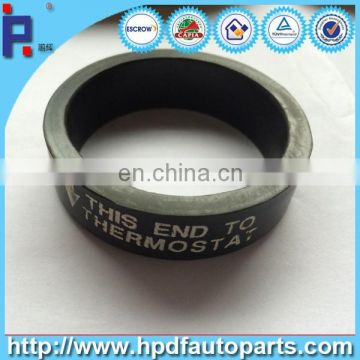 Original Dongfeng truck spare parts 6BT thermostat housing cover seal gasket 3923331 for 6BT diesel engine