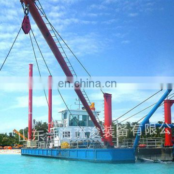 18 inch mini sand suction dredger HID-5522P for sale