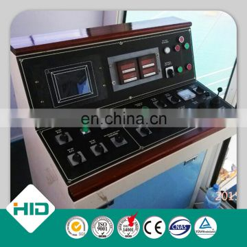HID-6024 Sea dredgeing laser cut metal machine for small business