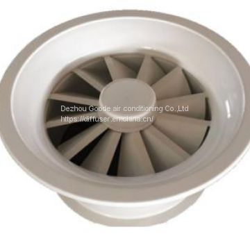 China supply HAVC round air conditioning diffuser