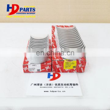 6HE1 6HL1 Engine Parts STD Main And Con Rod Bearing