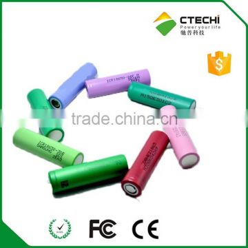 Lifepo4 Cylindrical battery IFR14430 battery 3.2v 300mah for energy storage