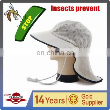 Fashion design custom insects cap manufacturer