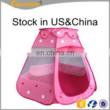Princess Castle Play Tent Children Kids House Hot Sale Kids Fun Play Small Prinecess Tent Kids Play Tent