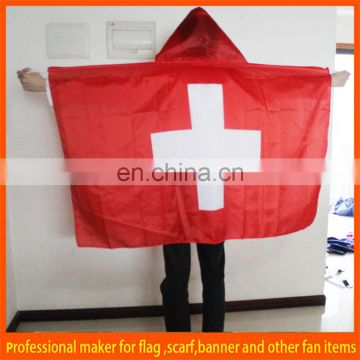 Custom 2014 World Cup national body flags